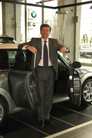 Eduardo Villaverde / Presidente Ejecutivo de Espaa y Portugal / BMW Group Espaa
